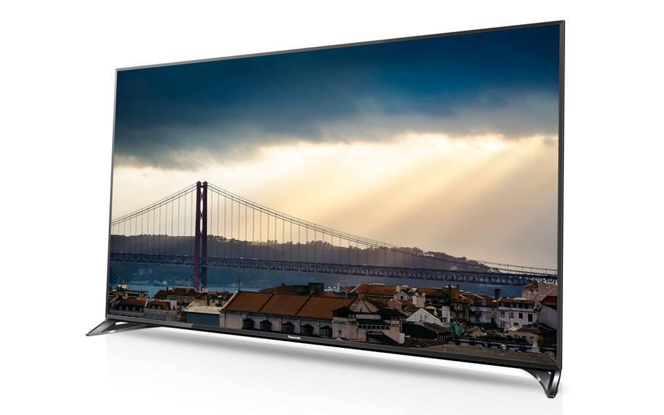 Panasonic 4K Fernseher 2015