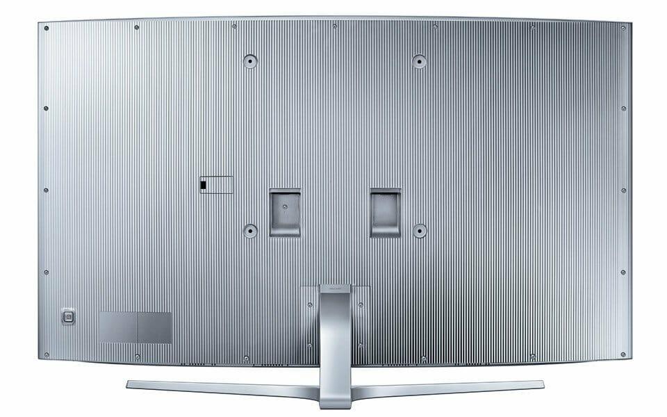 Samsung SUHD TV Rückseite
