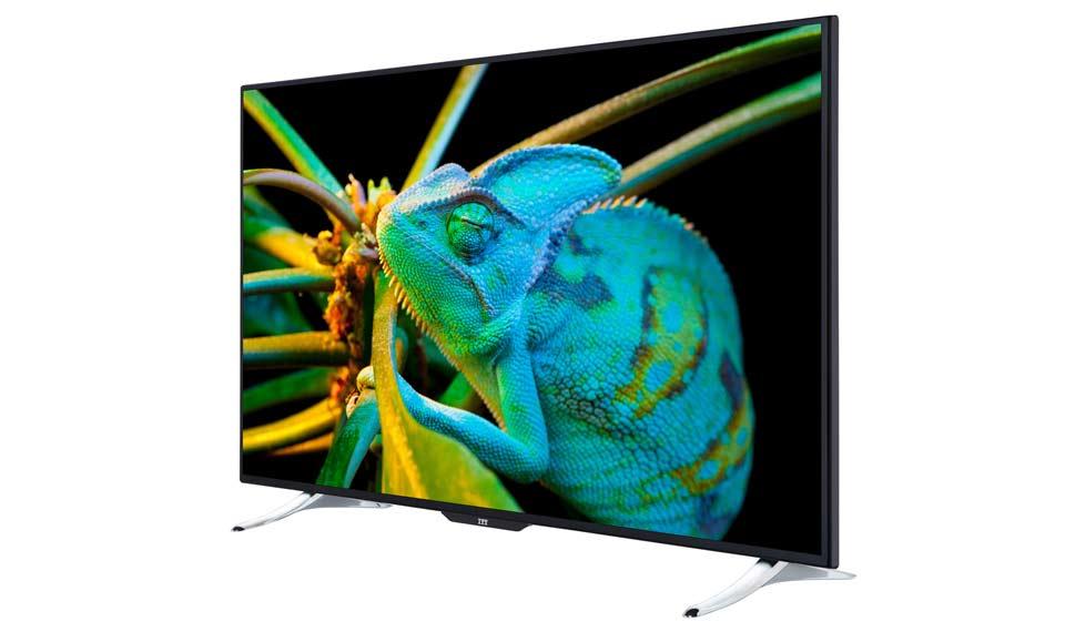 ITT LED 55U-7385-B 4K Fernseher