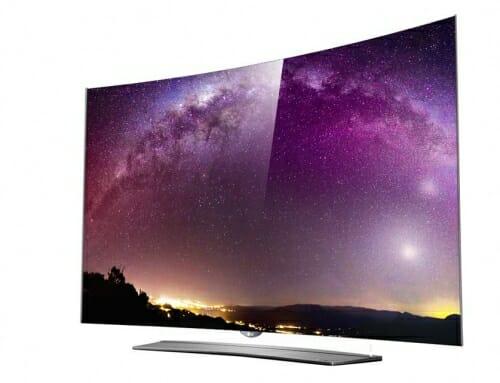 LG gewinnt High End 4K Fernseher Vergleich auf der CE-Week