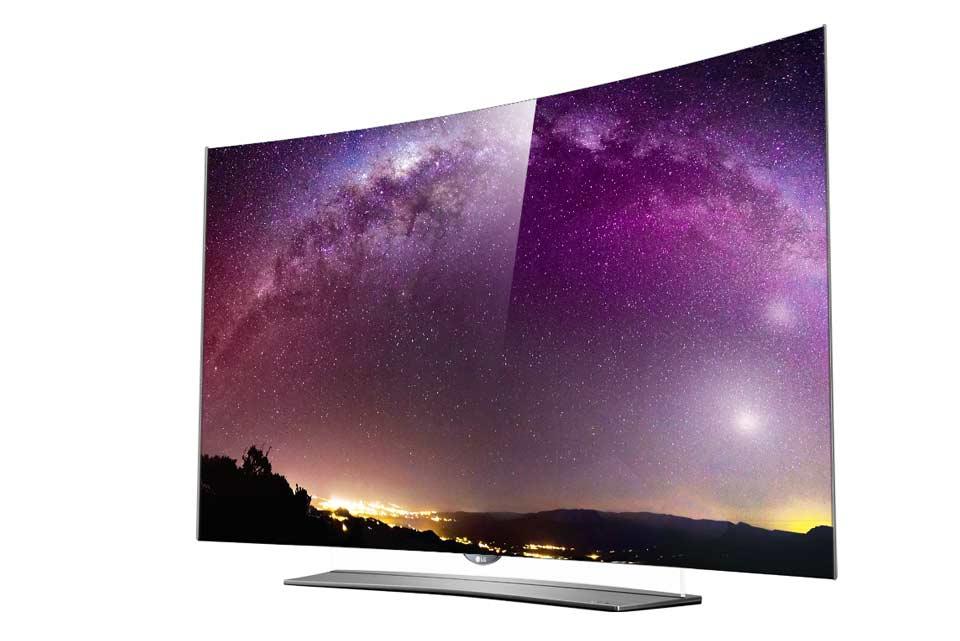 LG 4K OLED TV EG9609