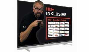Grundig 4K TVs jetzt mit HD+ und 1 Jahres-Abo