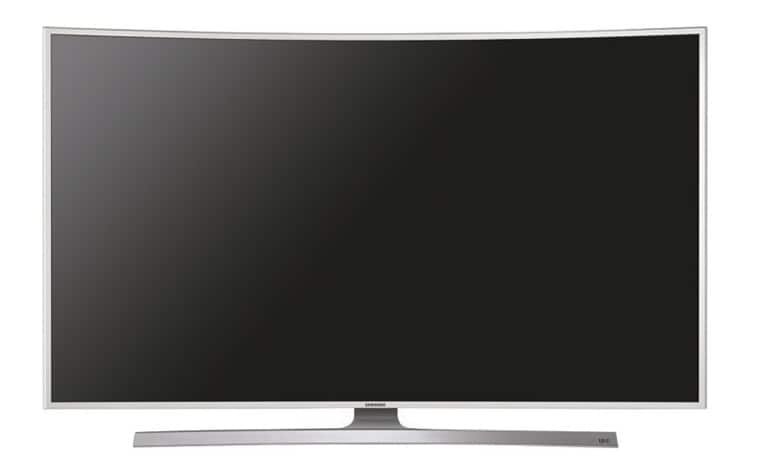 UE48JU6580 Samsung curved 4K TV
