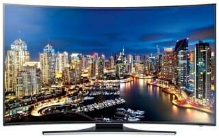 Samsung UE55HU7200 curved 4K TV zum Schnäppchenpreis
