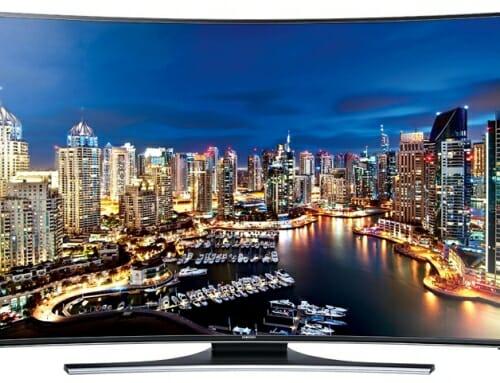Samsung UE55HU7200 für 1.049 Euro im Amazon Angebot