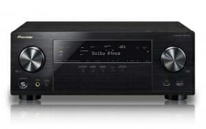 Pioneer VSX-1130 7.2 AV-Receiver mit Dolby Atmos, HDMI 2.0 und HDCP 2.2