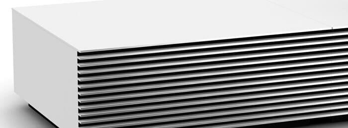 Design des LSPX-W1S 4K Projektors