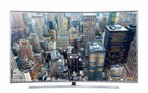 JU7590 curved 4K Fernseher von Samsung