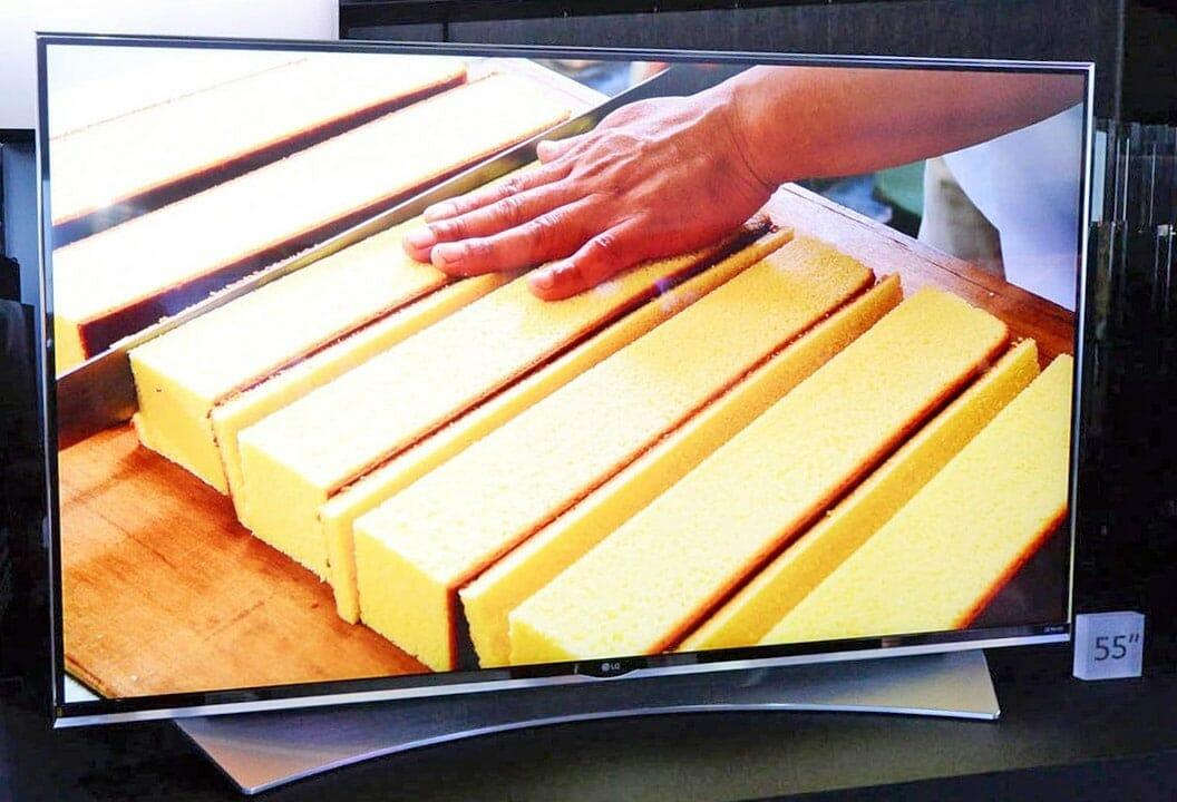 LG Ultra HD TVs 2015