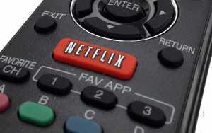 """Die Netflix-Taste: In den USA bereits """"Standard"""""""