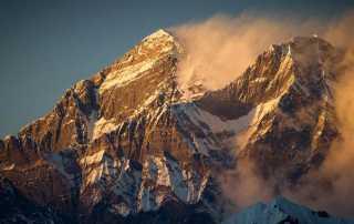 Panasonic möchte die Besteigung des Mount Everest in 4K festhalten