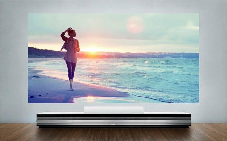 Sony LSPX-W1S 4K-Ultra-HD Kurzdistanzbeamer