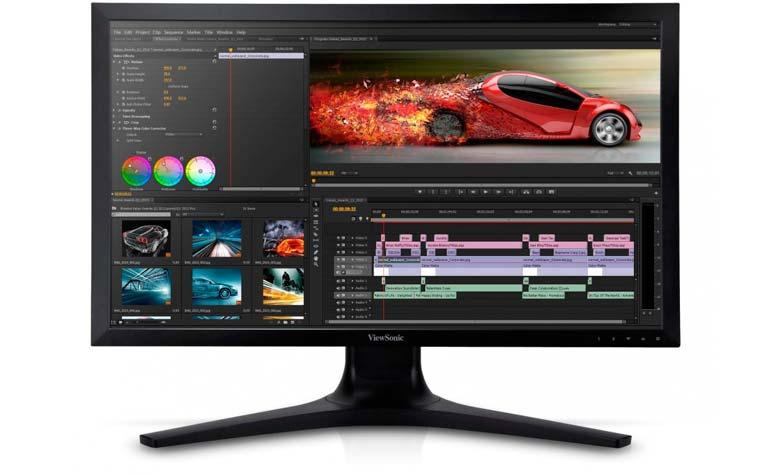 Viewsonic VP2780-4K Monitor mit HDMI 2.0