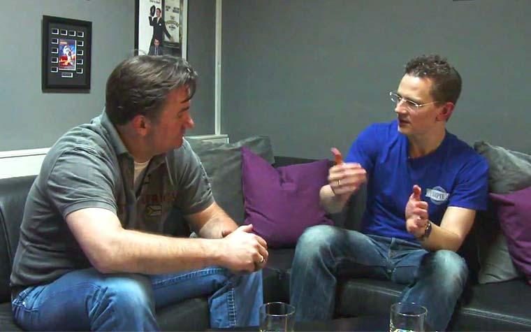 Grobi TV im Gespräch mit Marcel Goska zum Thema Ultra HD, 4K Blu-ray, 4K Liveübertragungen uvm.
