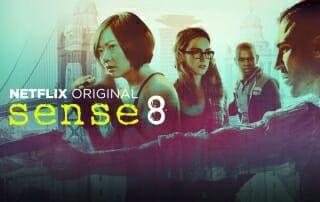 Sense 8 Netflix Serie in 4K Auflösung