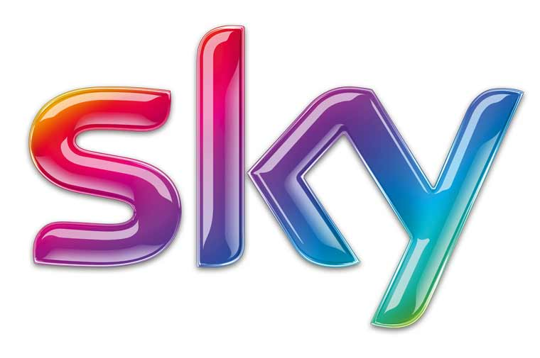 Sky Logo: Copyright Sky International AG
