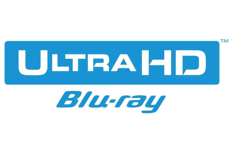 Offizielles Ultra HD Blu-ray Logo
