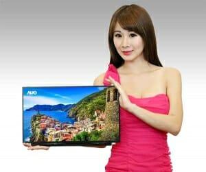 AUO präsentiert zwei 4K-Displays mit 15.6 und 17.3 Zoll