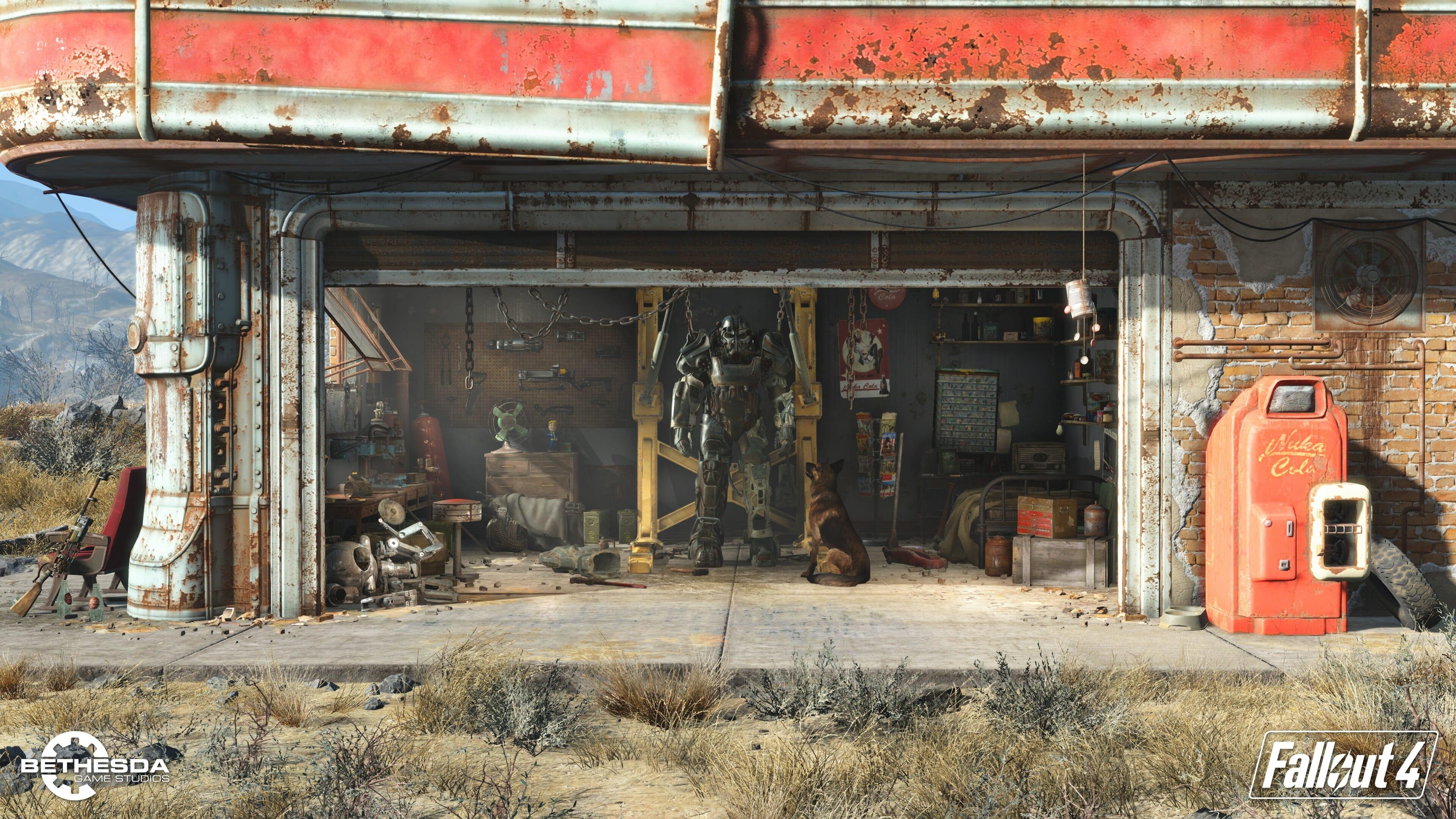Fallout 4 - 4K Screenshot