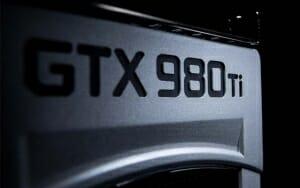 Geforce GTX 980 Ti Logo