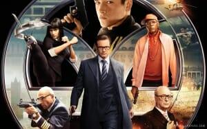 Kingsman ist nur einer von vier neuen 4K/HDR Filmen des Studios Fox
