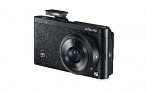 Samsung NX Mini 2 Frontansicht