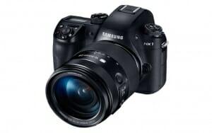 Samsung NX1 4K Systemkamera