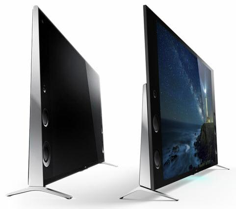 sony kd 55x9305c 4k fernseher im ausf hrlichen test. Black Bedroom Furniture Sets. Home Design Ideas