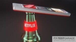 Zisch & Frisch: Die Fernbedienung mit integriertem Flaschenöffner