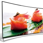 65XT910 65 Zoll 4K Fernseher mit curved Display, ULED & HDR