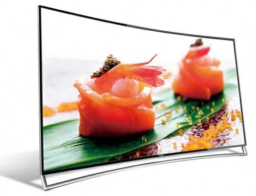 Hisense 65XT910: Neuer 65 Zoll curved 4K TV mit ULED & HDR