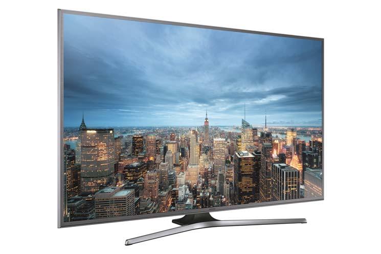 JU6850 4K Fernseher von Samsung