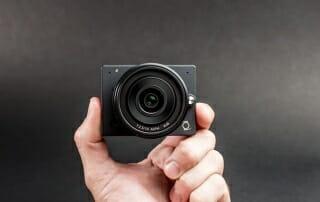 E1 4K Kamera mit MFT Bajonett von Z Camera