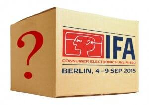 IFA 2015 Vorschau