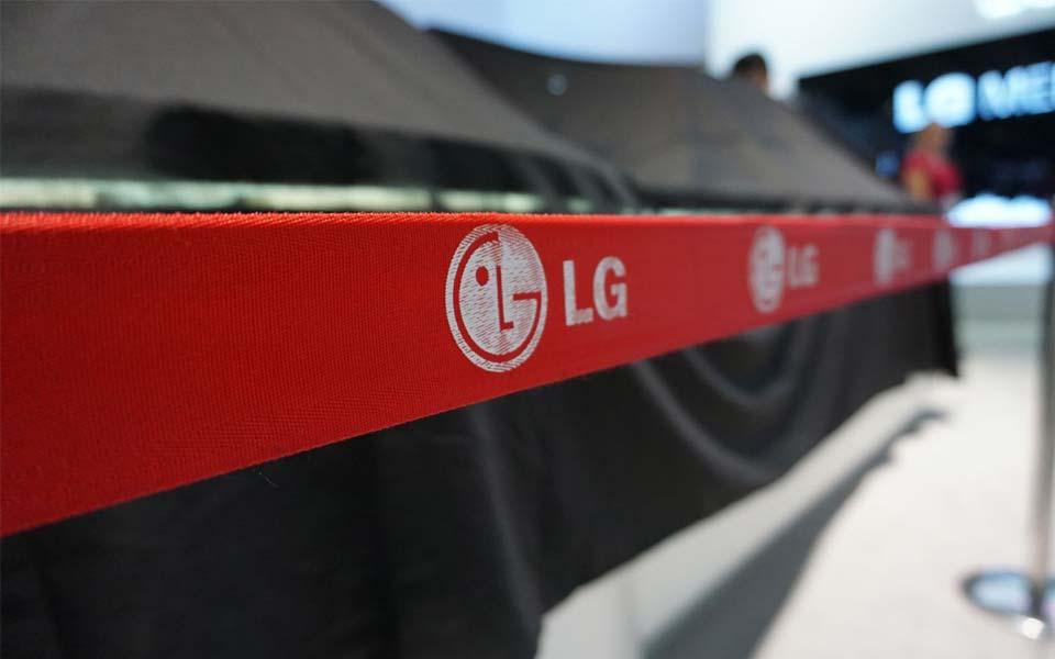 LG vergrößert Auftritt auf der IFA 2015