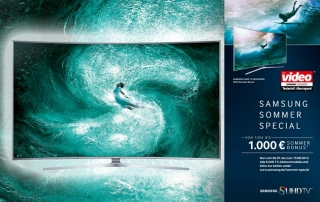 Bis zu 1000 Euro Sommer-Bonus von Samsung