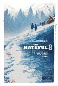 Ein Western in schneebedeckter Landschaft? The Hateful Eight kommt am 28. Januar 2016 in die Kinos