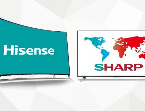 Hisense übernimmt TV-Geschäft von Sharp America