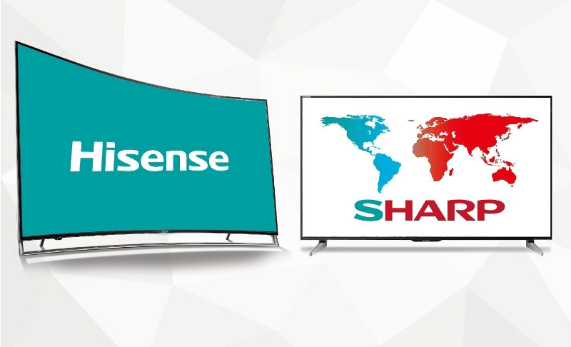 Hisense übernimmt Sharp