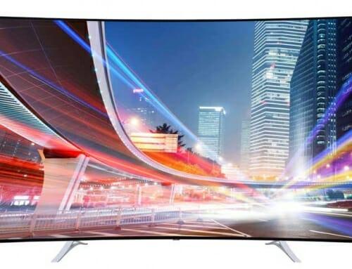 Medion X18119: Curved 4K Fernseher mit 78 Zoll für 4.999 Euro