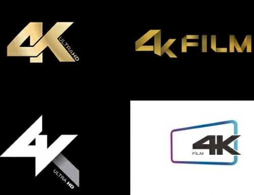 4K DESIGN: Stimme ab für unser neues Logo!