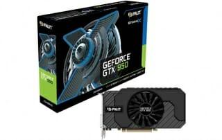 Nvidia Geforce GTX 950 mit HDMI 2.0 und HDCP 2.2