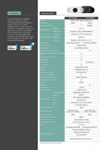 Detailinfos VPL-VW520ES Seite 5