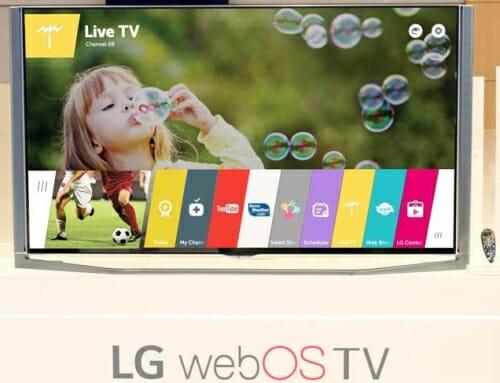 LG Gratis-Update auf webOS 2.0 kommt am 21. September