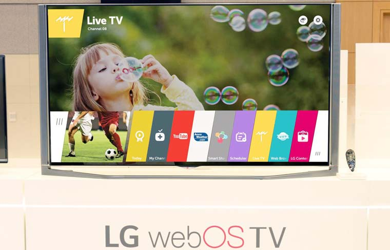 LG webOS 2.0 Gratis Update kommt am 21. September 2015