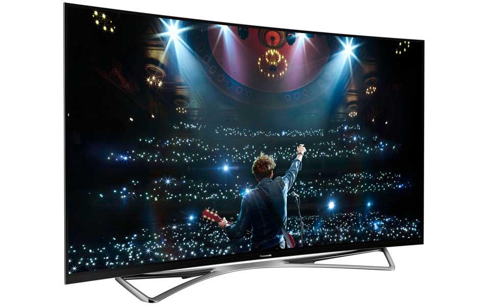 Panasonic TX-65CXW954 4K OLED Fernseher mit Quattro Tuner