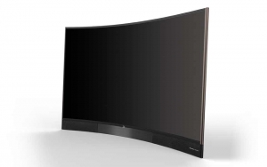 U55S8806DS 65 Zoll curved 4K Fernseher mit Harman/Kardon Soundsystem
