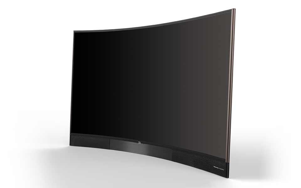 tcl s88 serie mit harman kardon sound in 55 und 65 zoll. Black Bedroom Furniture Sets. Home Design Ideas