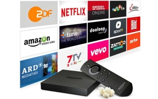 Amazon Fire TV 4K / Ultra HD