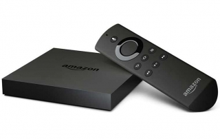 Detailansicht des Amazon Fire TV 4K